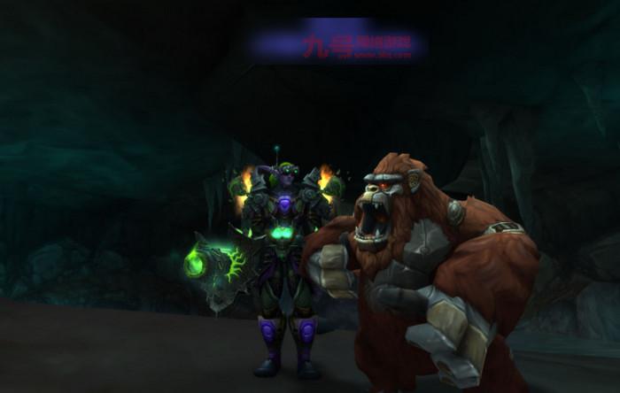 魔兽世界9.0猎人宠物机械猩猩在哪里抓 猎人宠物机械猩猩获取攻略