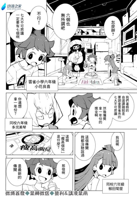 阔诺新连载哒!2月新连载漫画不完全指北第四期  第16张