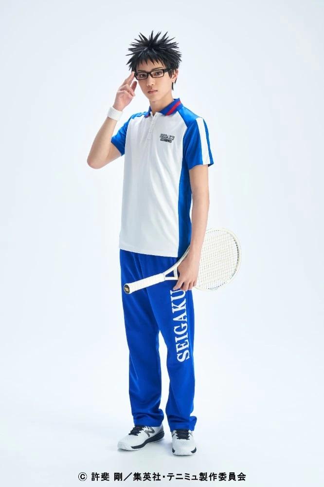 网球王子舞台剧第4季《青学vs不动峰》21名演员定妆照公开  第5张