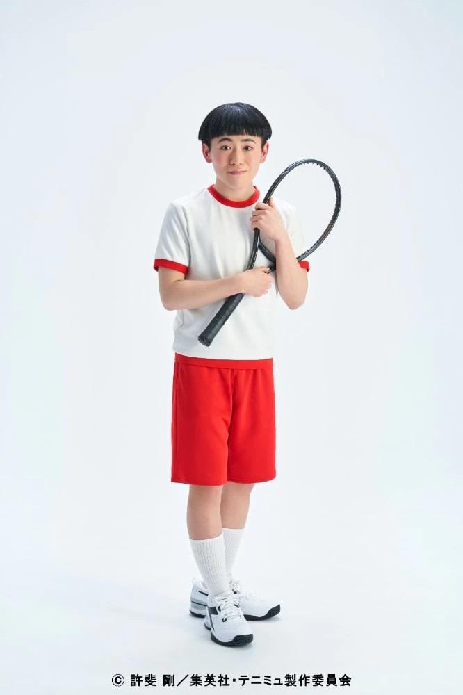 网球王子舞台剧第4季《青学vs不动峰》21名演员定妆照公开  第11张