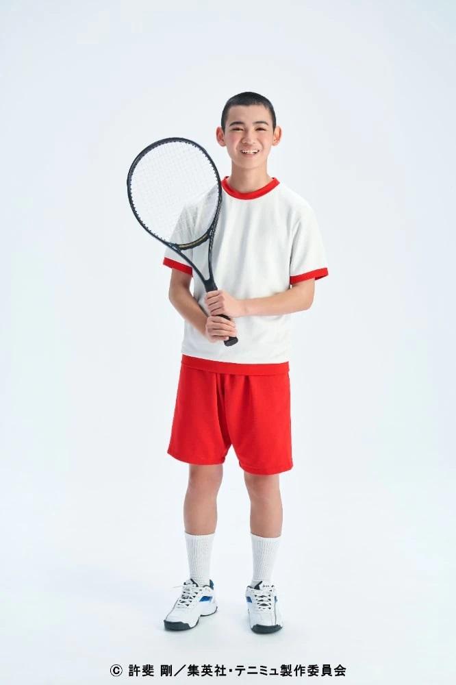 网球王子舞台剧第4季《青学vs不动峰》21名演员定妆照公开  第12张