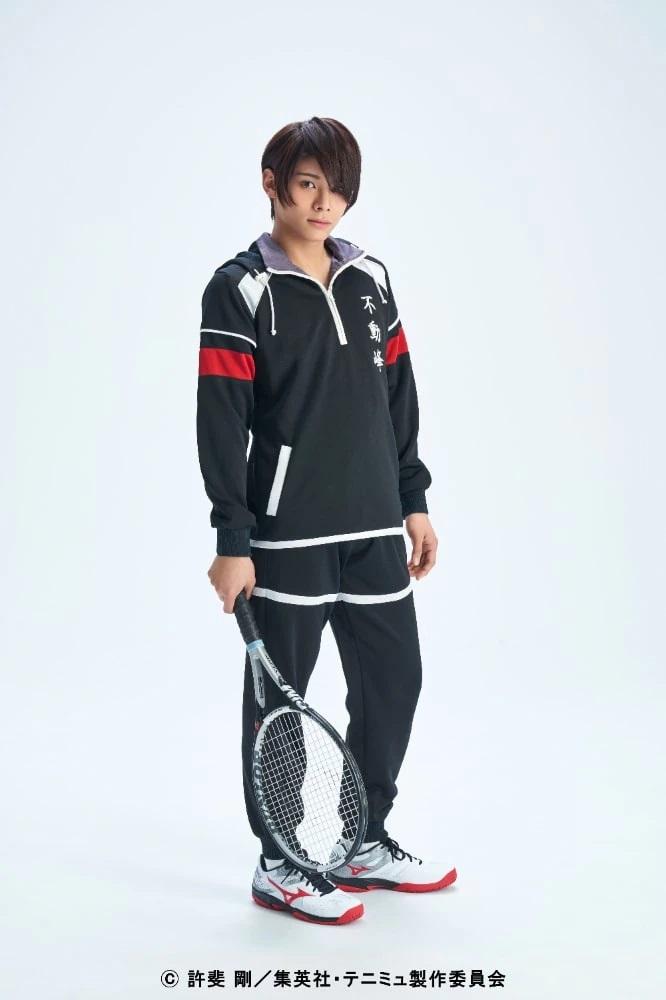 网球王子舞台剧第4季《青学vs不动峰》21名演员定妆照公开  第14张