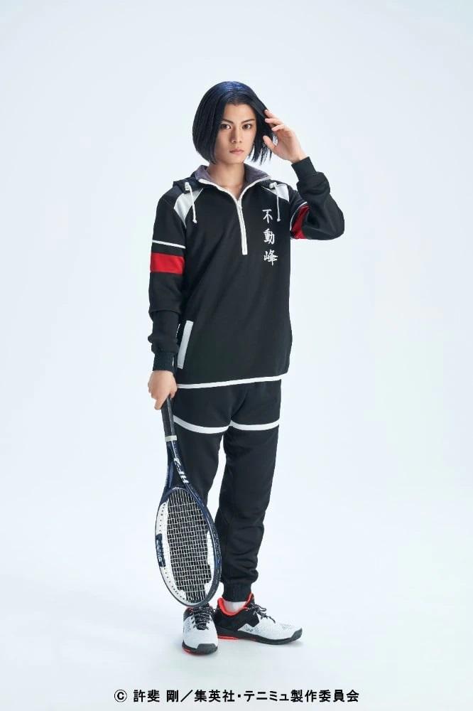 网球王子舞台剧第4季《青学vs不动峰》21名演员定妆照公开  第15张