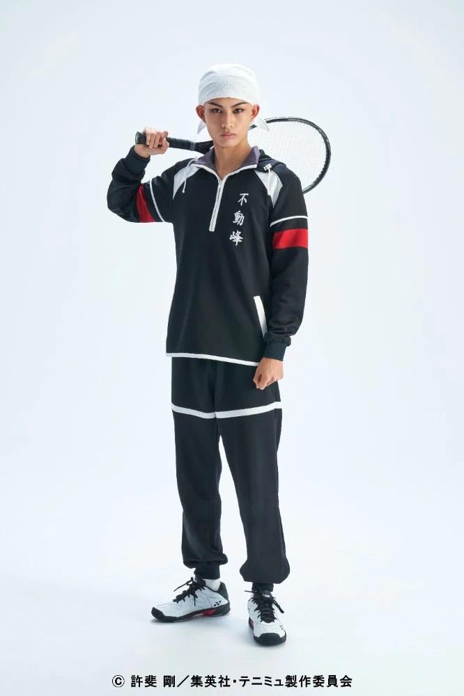 网球王子舞台剧第4季《青学vs不动峰》21名演员定妆照公开  第16张
