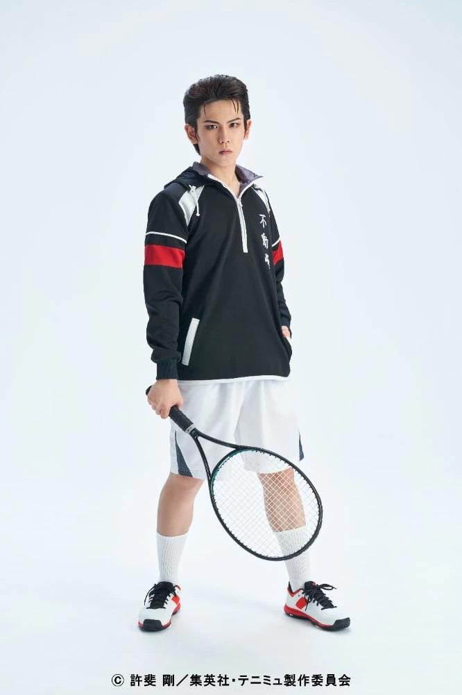 网球王子舞台剧第4季《青学vs不动峰》21名演员定妆照公开  第17张