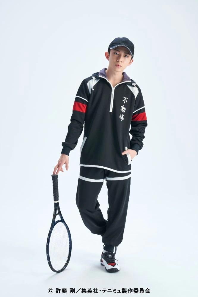 网球王子舞台剧第4季《青学vs不动峰》21名演员定妆照公开  第18张