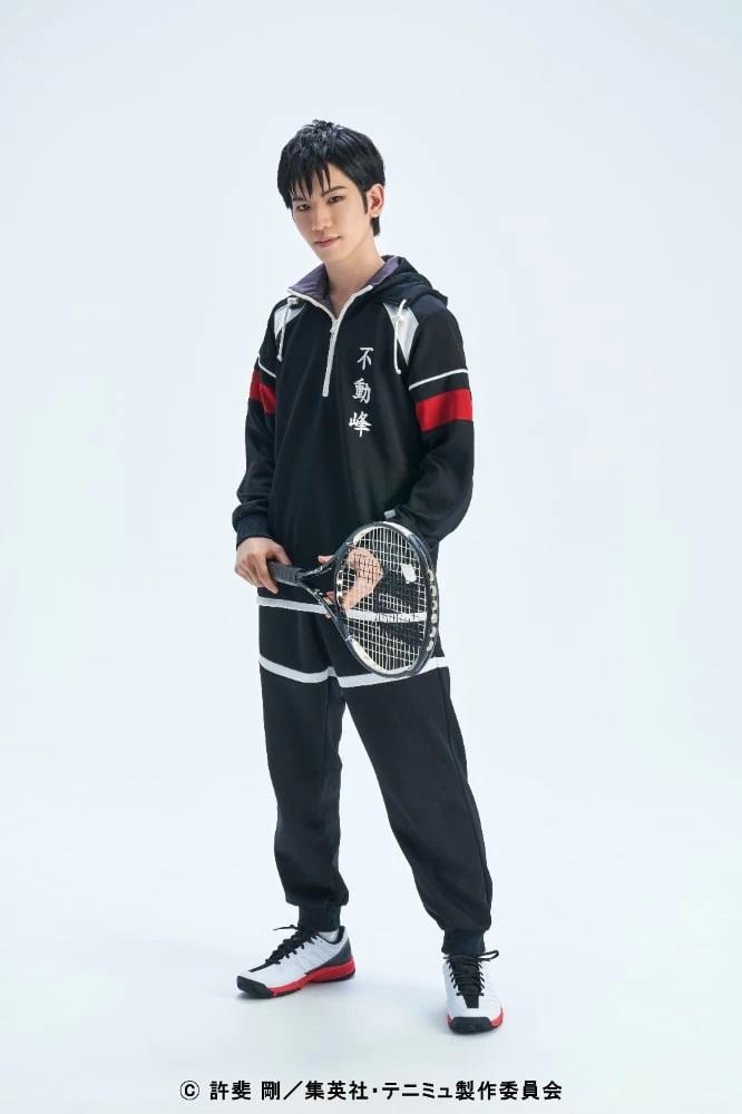 网球王子舞台剧第4季《青学vs不动峰》21名演员定妆照公开  第19张