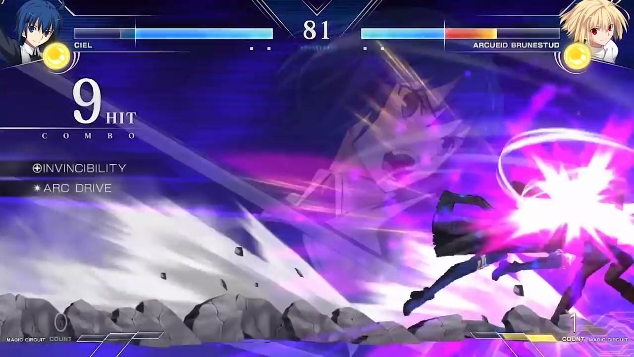 新月姬格斗《Type Lumina》希耶尔角色预告片  第8张