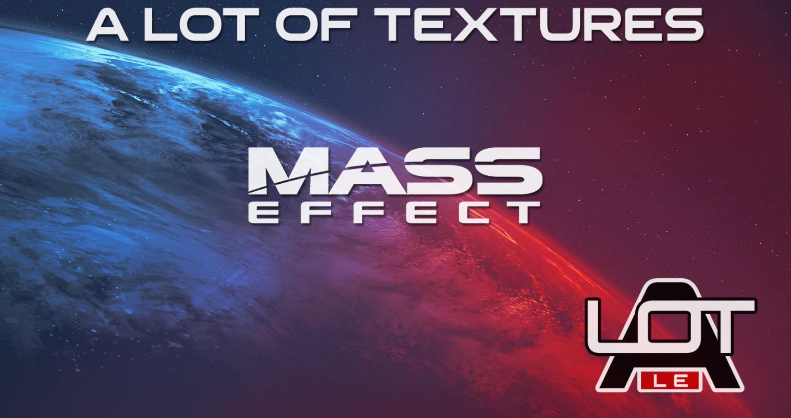 《质量效应:传奇版》最好的画质MOD发布 截图对比  第1张