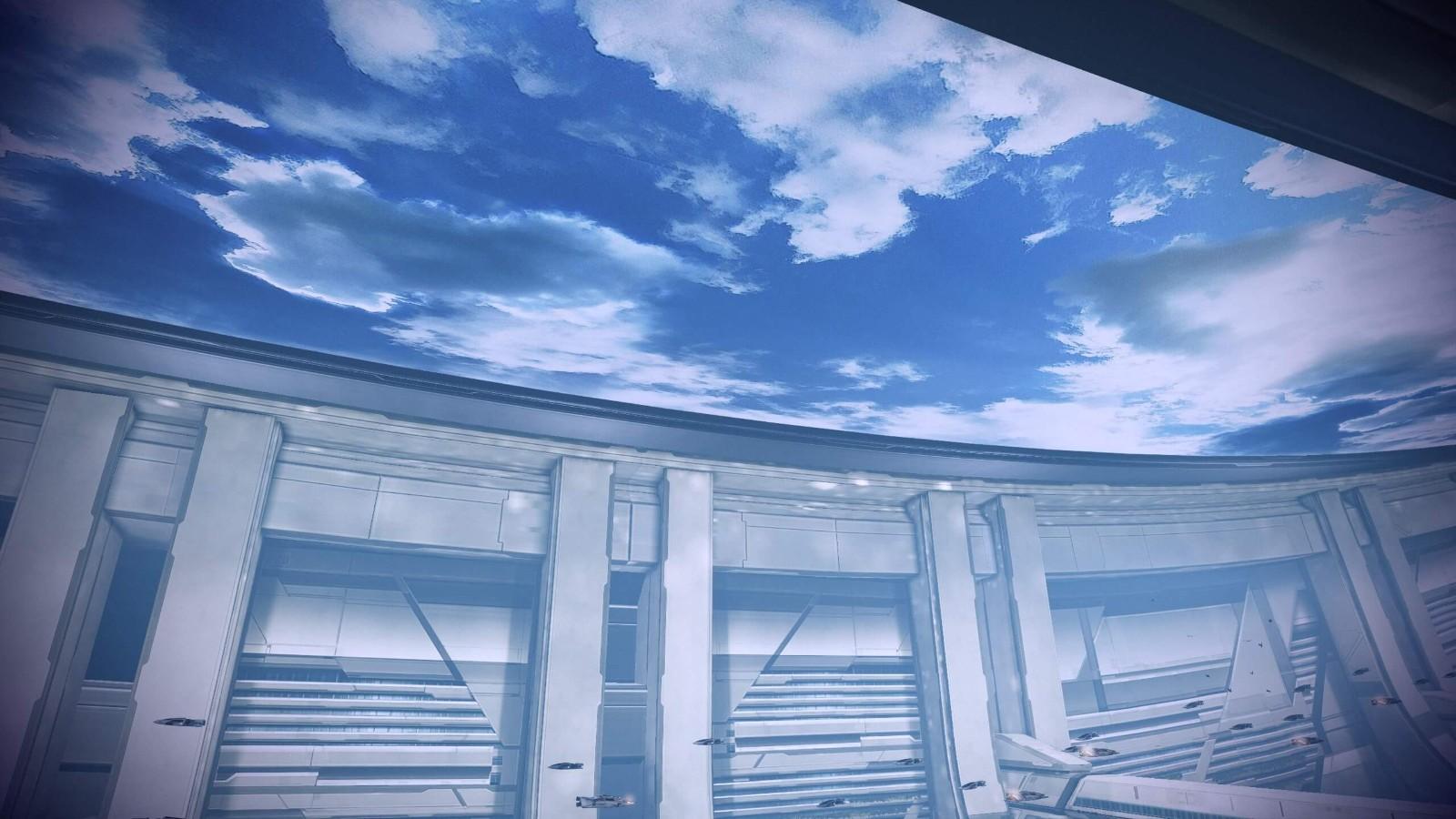 《质量效应:传奇版》最好的画质MOD发布 截图对比  第4张
