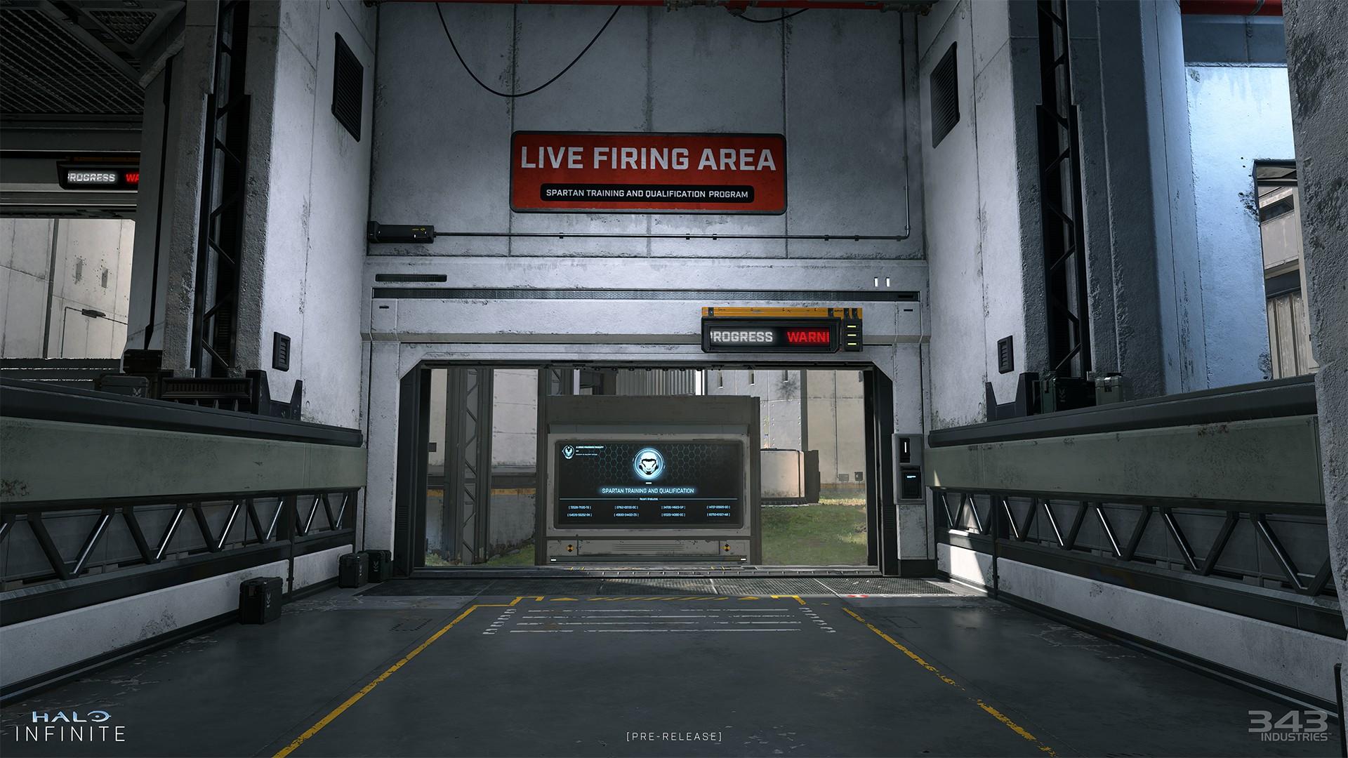 《光环:无限》多人游戏B测或将于本周开始 需要先清除障碍  第6张