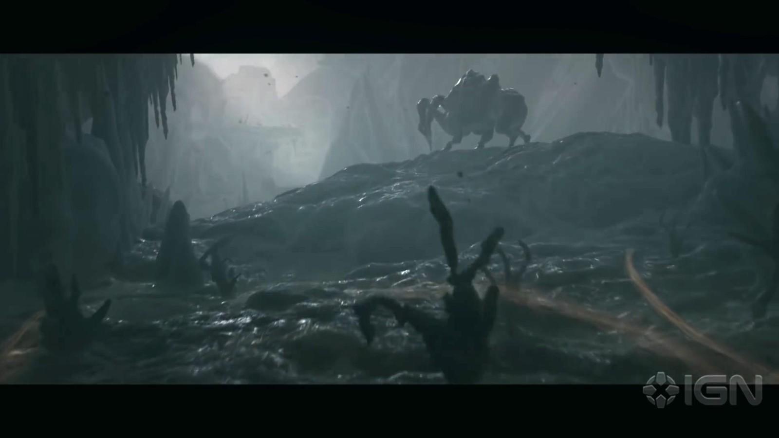 类魂动作冒险RPG《尘埃异变》新预告 大战群怪  第1张