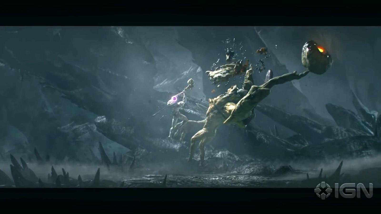 类魂动作冒险RPG《尘埃异变》新预告 大战群怪  第5张