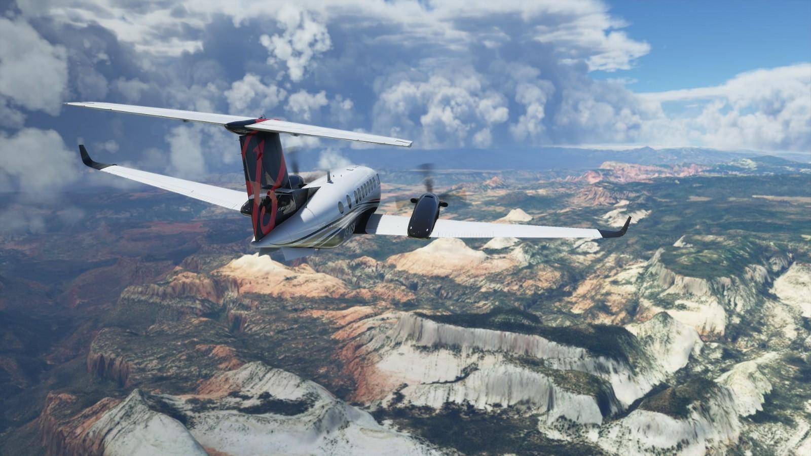 《微软飞行模拟》未来更新将加入官方中文  第3张