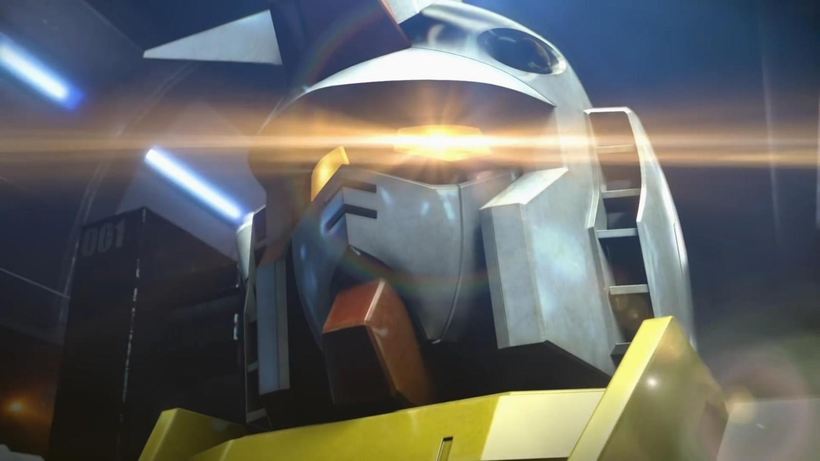 《机动战士高达:激战任务2》新开场动画 V高达登场  第1张
