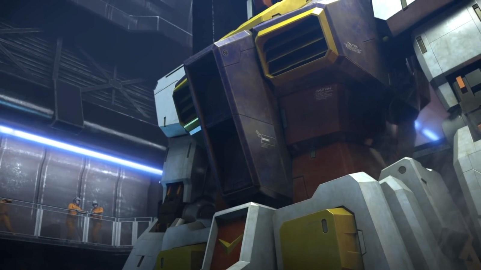 《机动战士高达:激战任务2》新开场动画 V高达登场  第2张