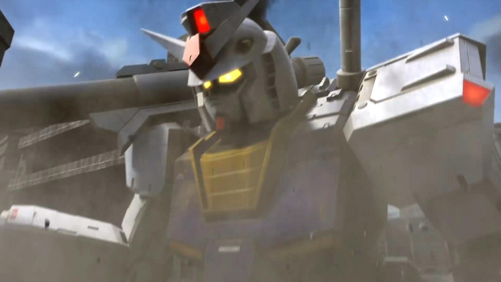《机动战士高达:激战任务2》新开场动画 V高达登场  第4张