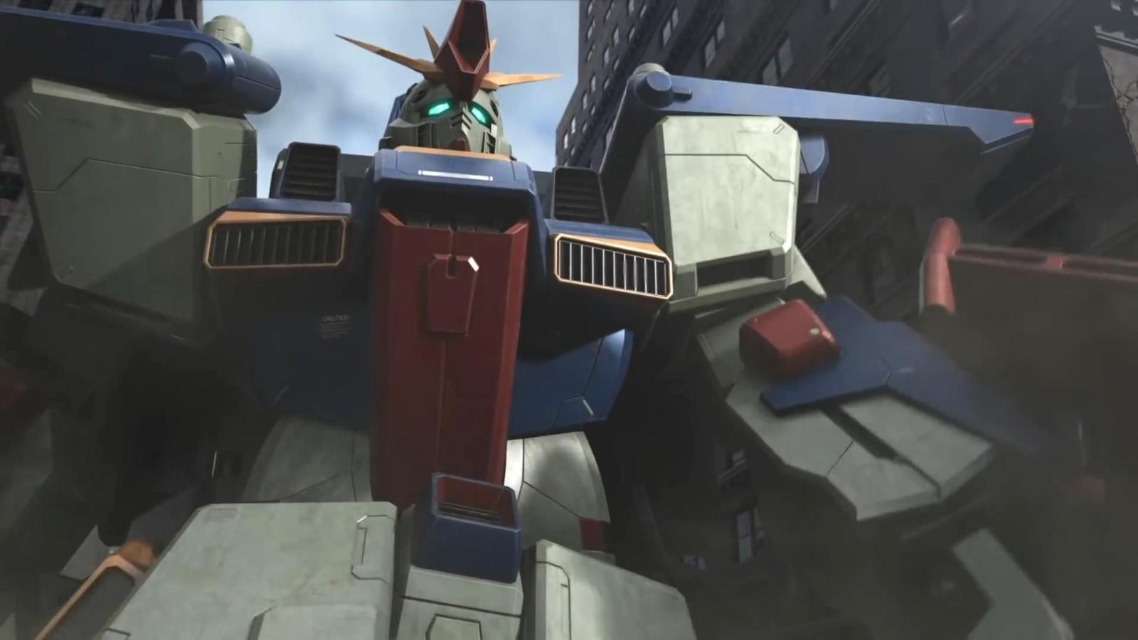 《机动战士高达:激战任务2》新开场动画 V高达登场  第5张