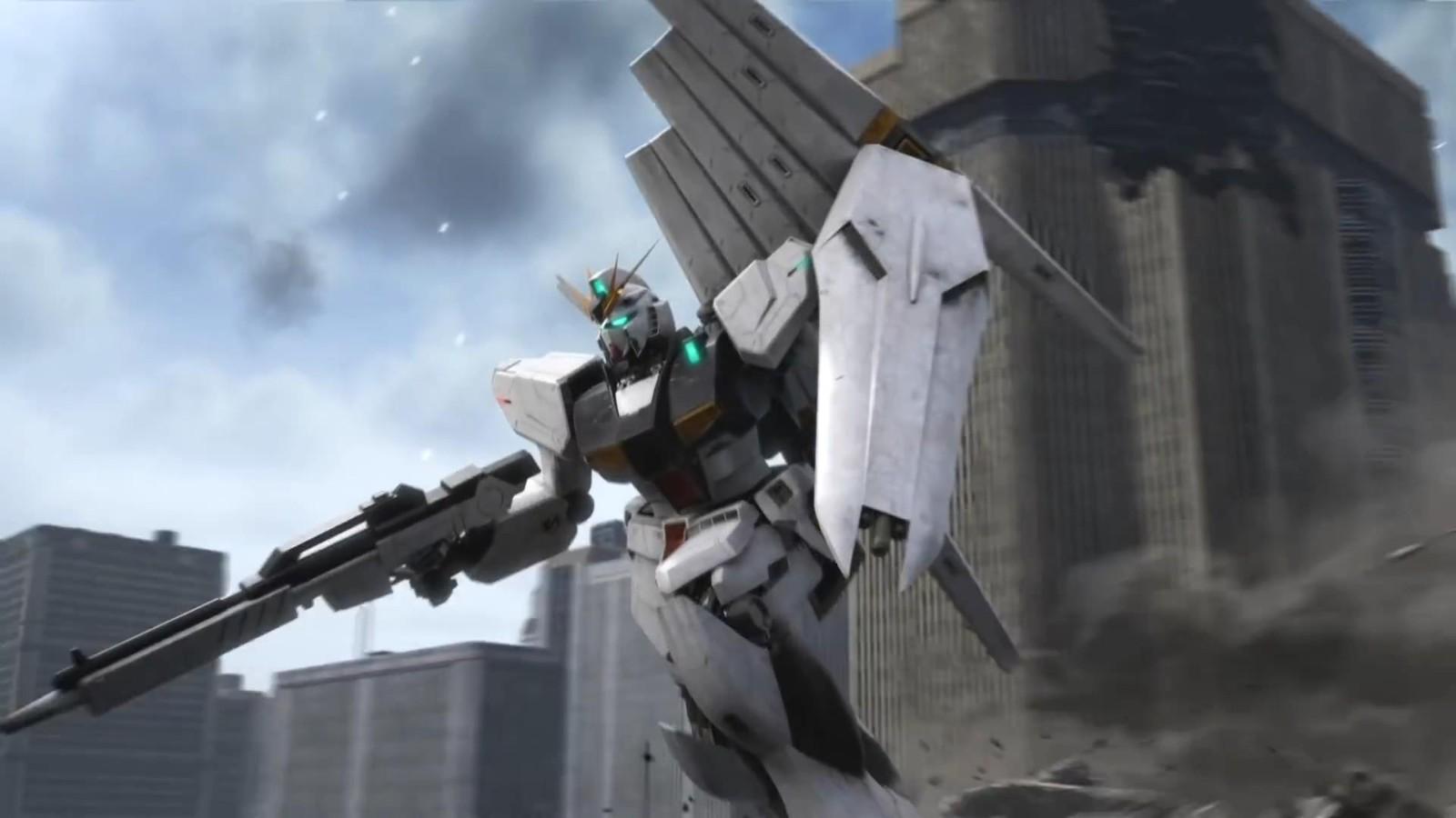 《机动战士高达:激战任务2》新开场动画 V高达登场  第6张