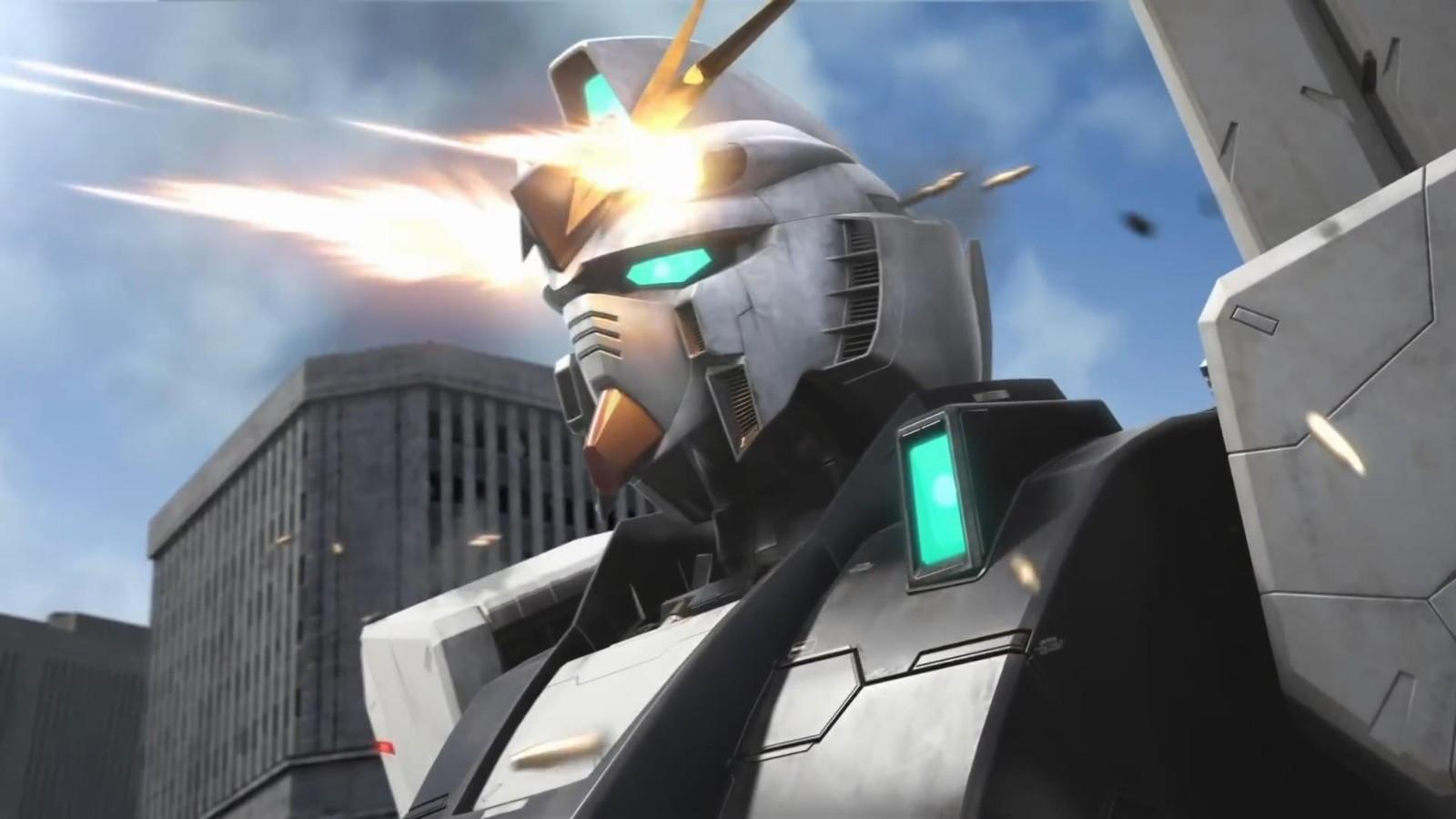 《机动战士高达:激战任务2》新开场动画 V高达登场  第7张