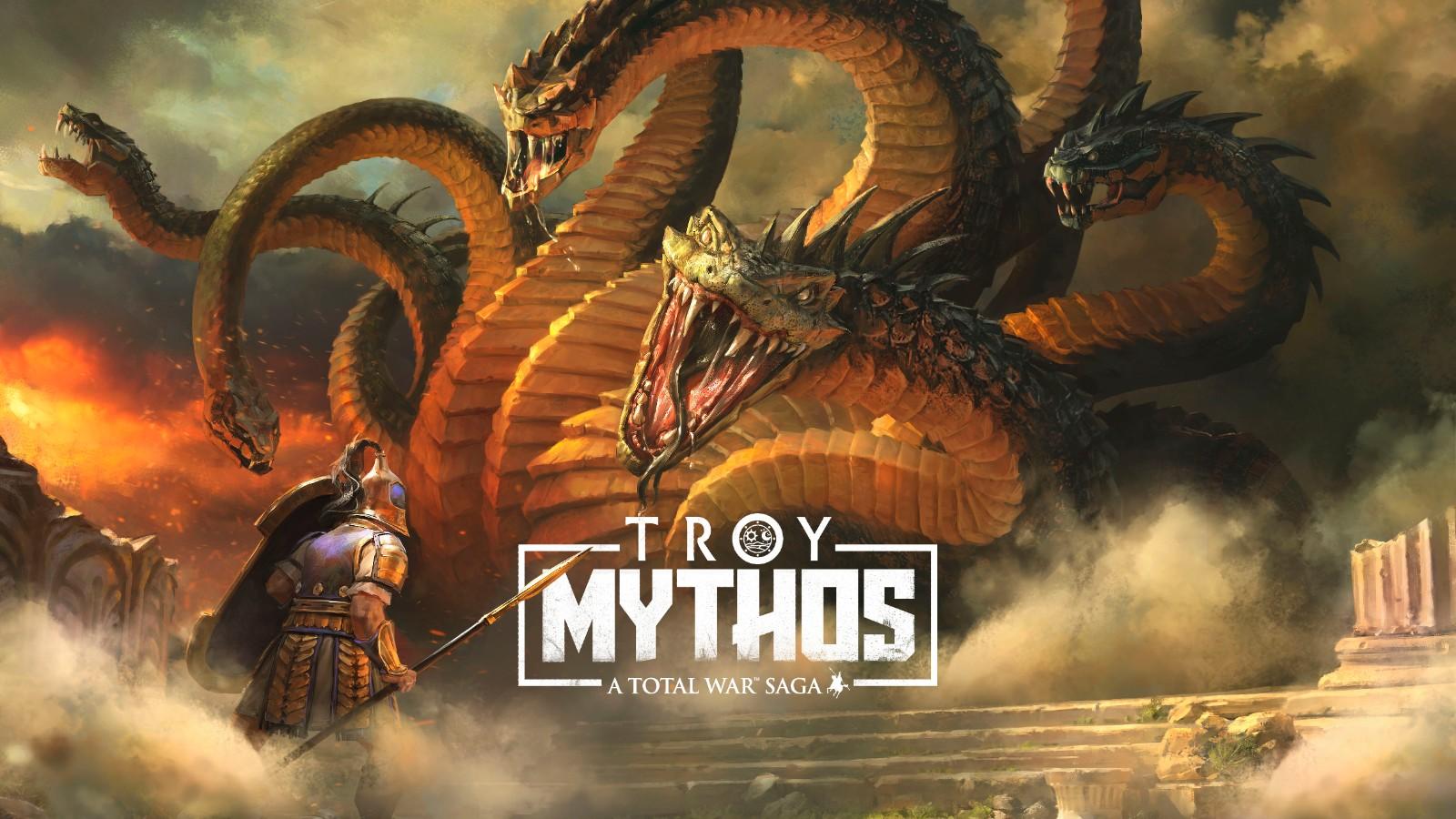 《全面战争传奇:特洛伊》Steam版9月2日发售  第1张