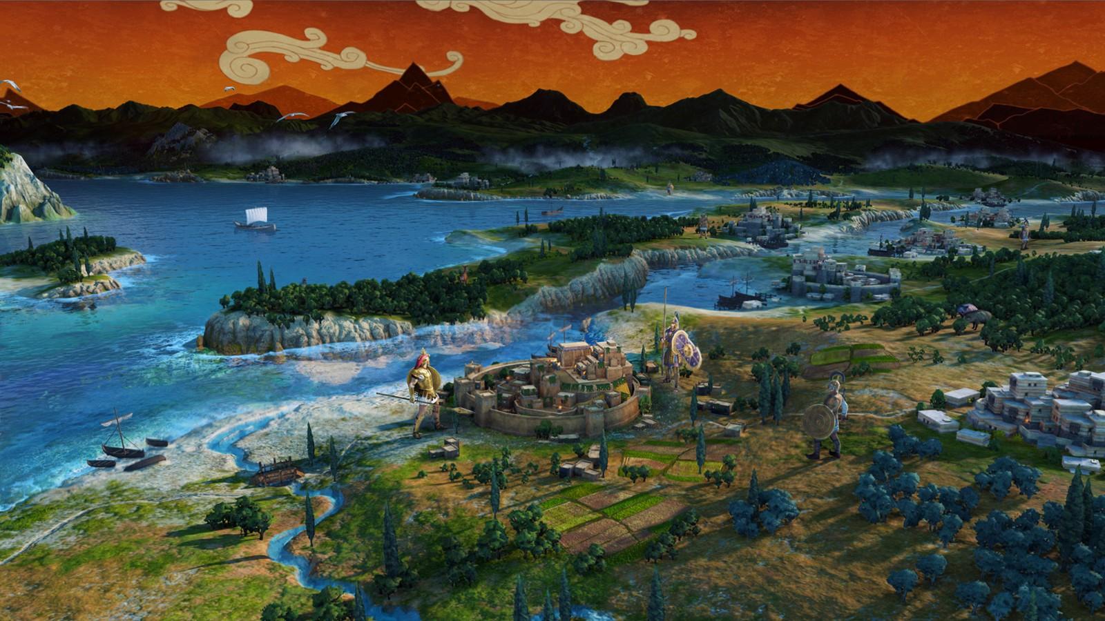 《全面战争传奇:特洛伊》Steam版9月2日发售  第4张