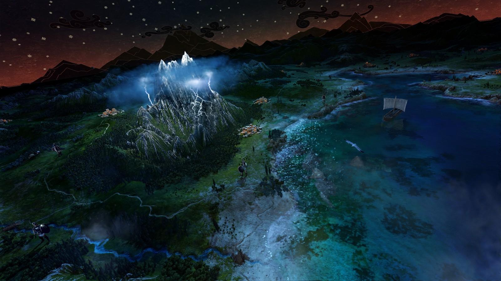 《全面战争传奇:特洛伊》Steam版9月2日发售  第5张