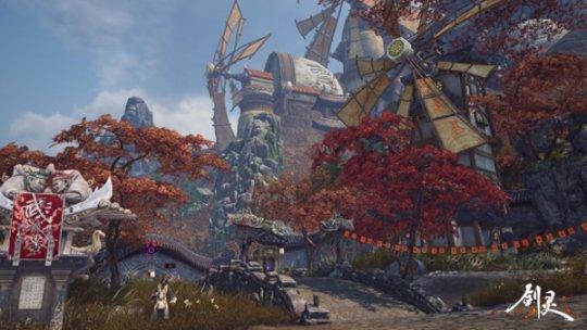 《剑灵》全新2.0版本锁定8月12日重磅上线 2021CJ抢先共鉴  第2张