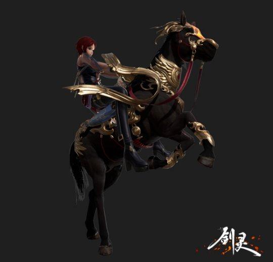 《剑灵》全新2.0版本锁定8月12日重磅上线 2021CJ抢先共鉴  第5张