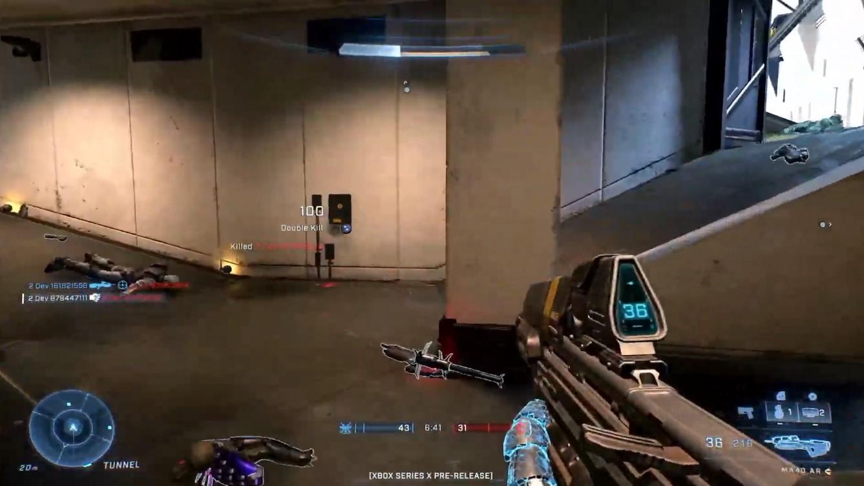 《光环:无限》XSX版7分钟多人模式演示  第7张