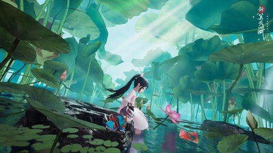全新养育玩法开启 《新笑傲江湖》手游新版8月5日上线  第3张