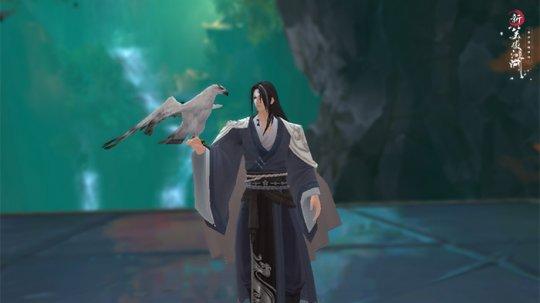 全新养育玩法开启 《新笑傲江湖》手游新版8月5日上线  第6张