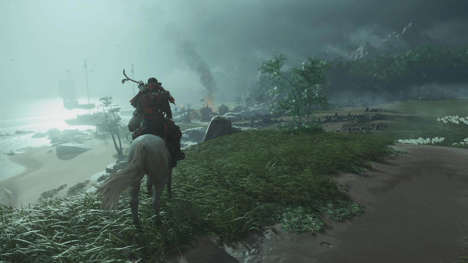 《对马岛之鬼:导演剪辑版》即将发售 艺术总监透露更多游戏细节  第3张