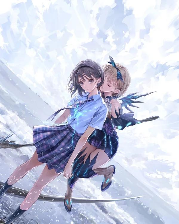 美少女RPG《蓝色反射:帝》Steam版11月9日发售  第1张