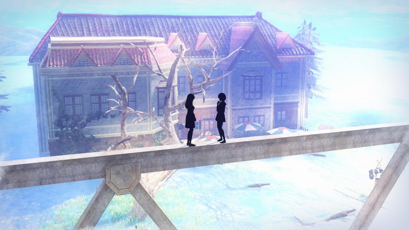 美少女RPG《蓝色反射:帝》Steam版11月9日发售  第4张