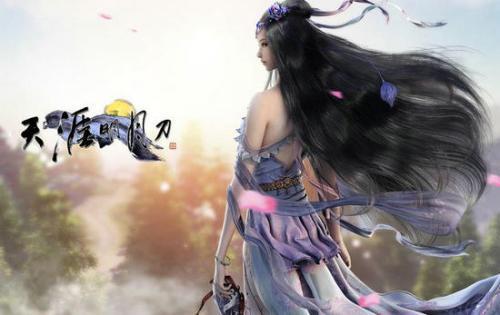 天刀x阿玛尼发起的挚爱明月妆挑战活动,是模仿游戏中哪位角色的妆容/捏脸