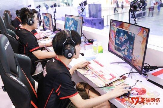 《神武4》手游2021ChinaJoy精彩回顾 笑傲江湖斩获全国争霸赛总冠军  第4张