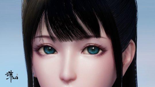《诛仙世界》捏脸视频抢先看 拟真发丝技术首曝  第2张