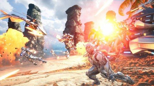 免费多人在线对抗FPS游戏《ExoMecha》官宣延期 将于2022年Q1上线  第1张