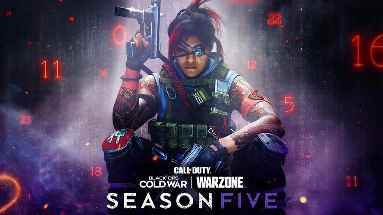 《使命召唤:战区》第五赛季新角色泄密 赛季或于8月12日开启  第1张