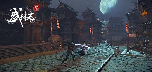 击杀NPC将被通缉 开放世界武侠《武林志2》8月12日开启体验测试  第2张