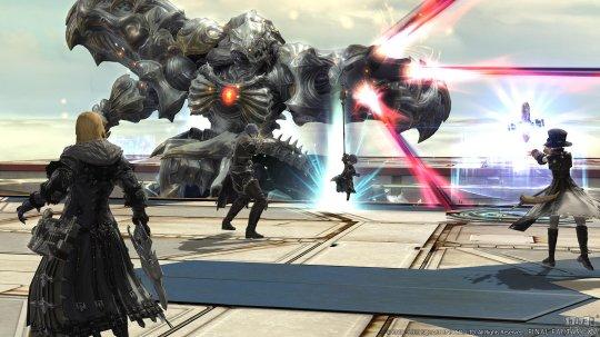 《最终幻想14》国服5.5版本8.10正式更新 新版本新增内容汇总  第5张