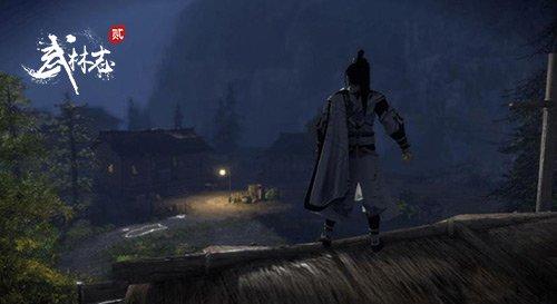 开放世界武侠《武林志2》明日开启Steam EA 梦回自由江湖  第7张