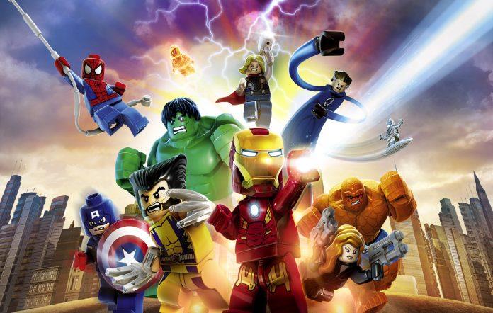 《乐高漫威超级英雄》将于10月5日登陆NS 包含所有DLC