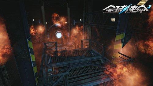 开心猎头《全球使命3》刀锋强袭挑战最强大头  第2张