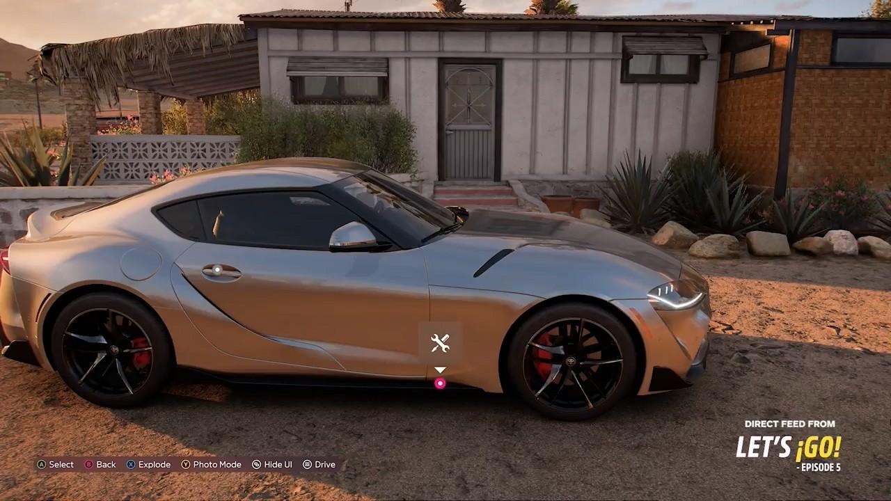 《极限竞速:地平线5》XSX版全新14分钟演示  第6张