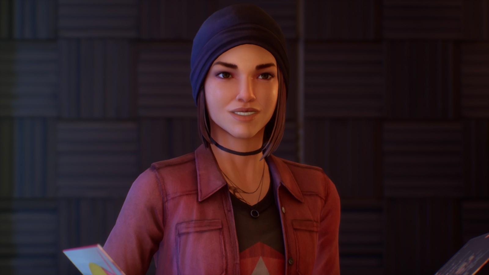 《奇异人生:本色》前传剧情 波长DLC预告片发布