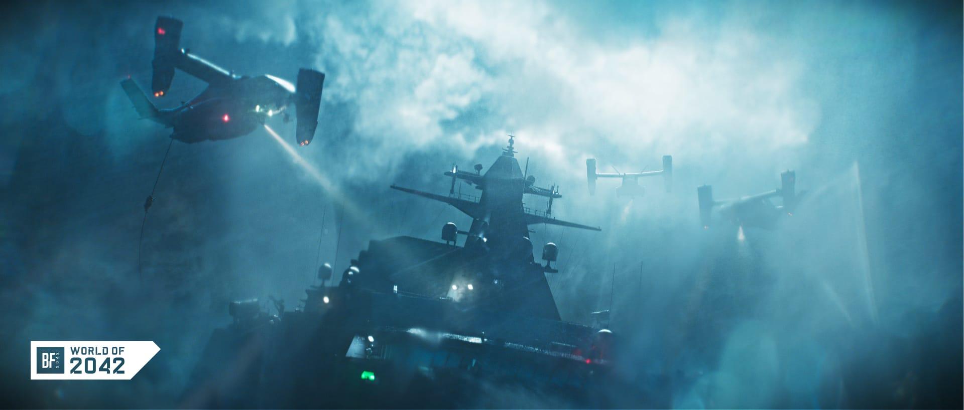 """《战地风云 2042》无邦者之旅:第八部分""""战争的序幕""""  第2张"""