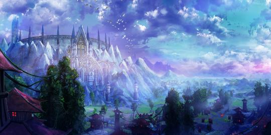 今日14:00《无限世界》开测 怀旧经典MMORPG网游重启  第2张