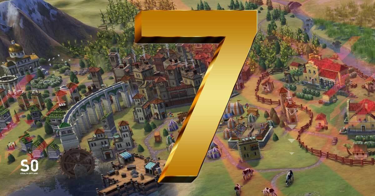 Firaxis职位信息显示《文明7》或已在开发中